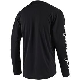 Troy Lee Designs Sprint LS Jersey Herre black